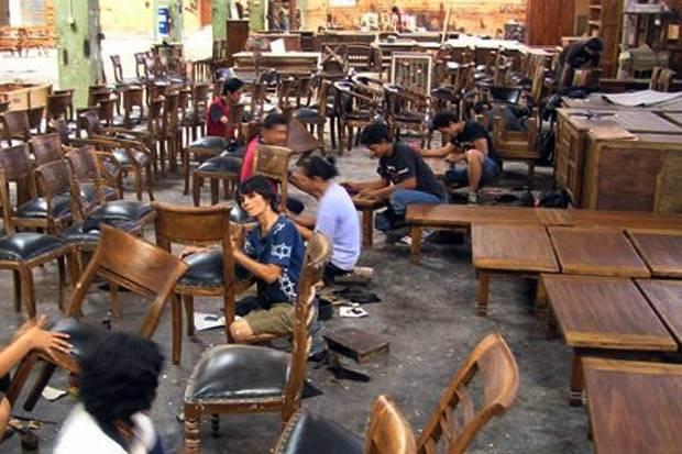 Industri Furnitur Tumbuh 8%, Menperin Ungkap Faktor Pendorongnya