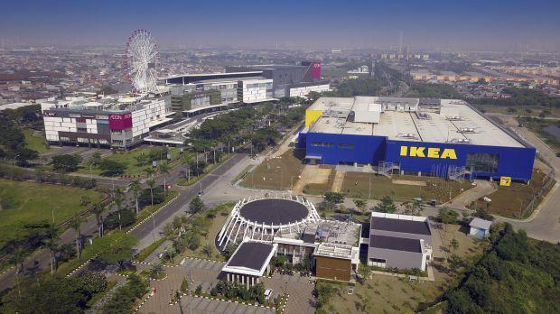 Modernland Ajak Investor Global Kembangkan Jakarta Garden City
