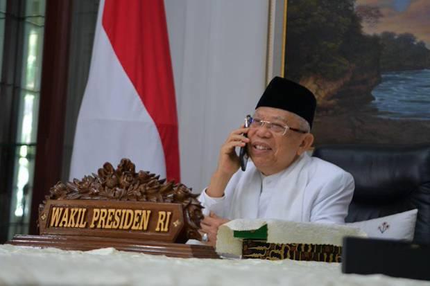 Potensi Keuangan Syariah Indonesia 5 Besar Dunia di Bawah UEA Bikin Wapres Pede