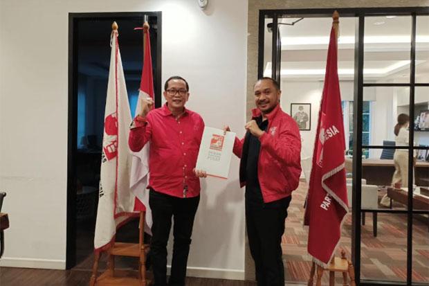 Mantan Sekretaris DPD Hanura Pimpin PSI Sulsel