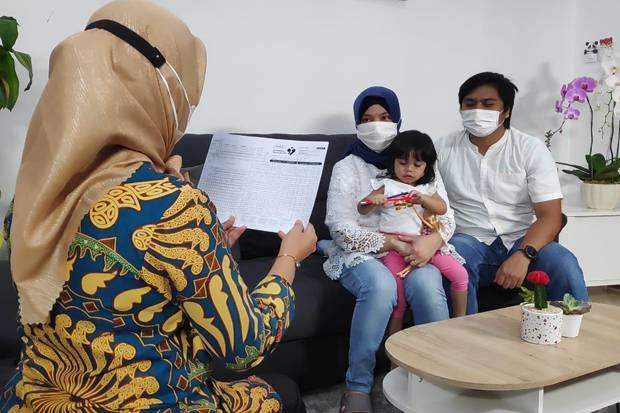 Tepat Waktu Pendataan Keluarga, Pemkab Pangkep Diganjar Penghargaan