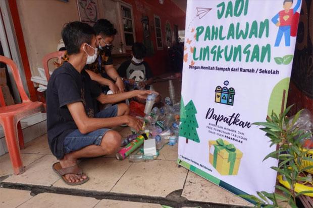 Pegadaian Ajak Anak-Anak Jadi Pahlawan Lingkungan