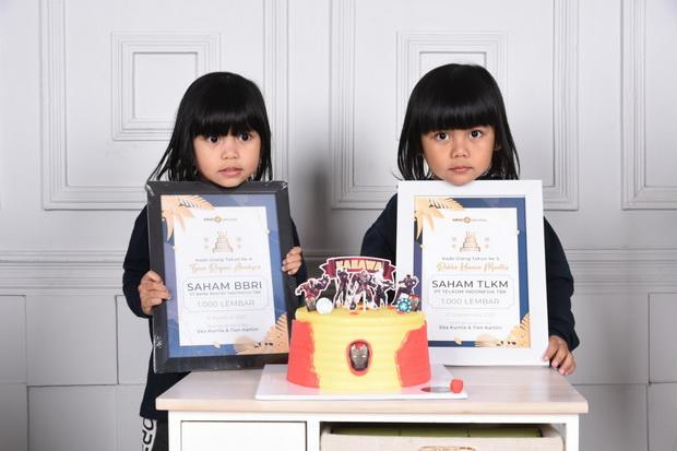 Kisah Inspiratif Nasabah MNC Sekuritas: Rayakan Ultah, Pasangan Ini Belikan Kado Saham untuk Anak