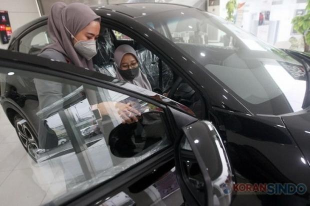 Perpanjangan PPnBM Mobil Baru 100% Dongkrak Penjualan, Tertinggi 40.833 Unit di Bulan Maret