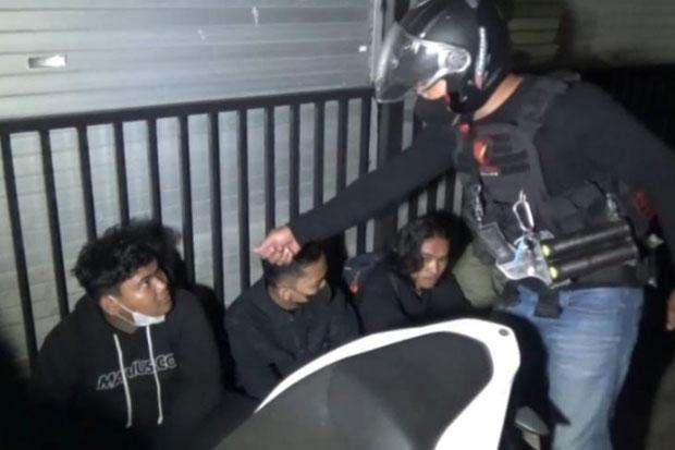 Polisi Amankan 26 Orang yang Diduga Terlibat Tawuran di Unhas