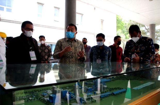 Subhan Aksa Keluhkan Kenaikan Harga Batu Bara ke DPR RI