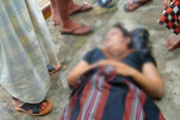 Terpeleset, Seorang Wanita Tewas Terseret Arus Sungai Walannae