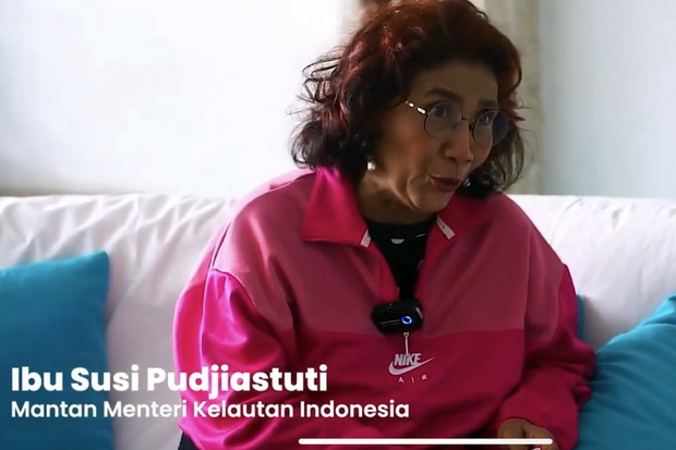 Kisah Susi Pudjiastuti: Utang Beli Pesawat, Dihantam Pandemi hingga Niat Surati Sri Mulyani
