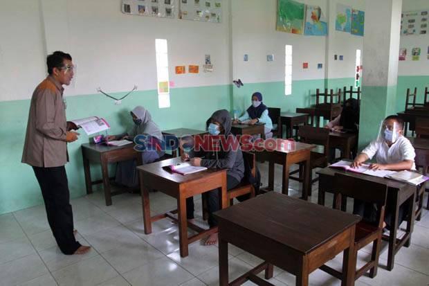 Pelaksanaan PTM di Makassar Hanya untuk 2 SMP Tiap Kecamatan