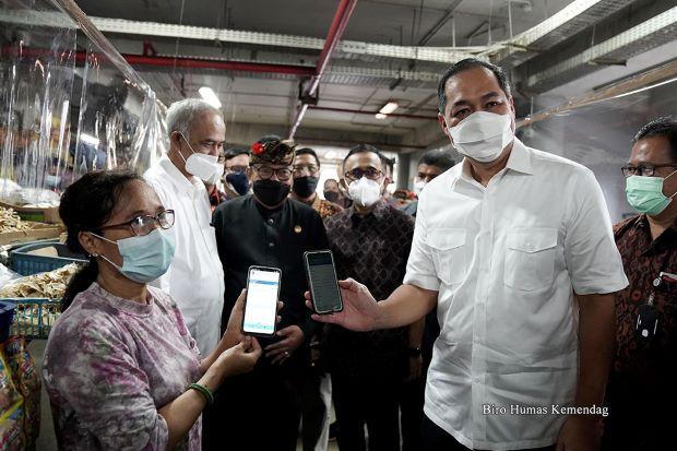 Siap-siap Bunda, PeduliLindungi Bakal Diterapkan di Pasar Rakyat
