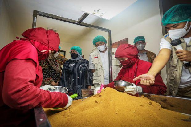 Gula Semut Desa Semedo Melanglang Buana hingga Amerika dan Eropa