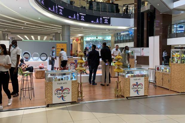 Expo 2020 Dubai, Paviliun Indonesia Promosikan Bumbu dan Rempah Asli Tanah Air