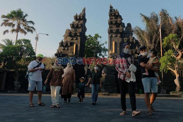 Pemerintah Dorong Pemulihan Sektor Pariwisata dan Ekonomi Kreatif
