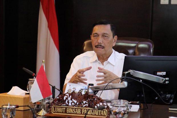 Luhut: Pemulihan Pariwisata Nasional Dimulai dari Pasar Domestik