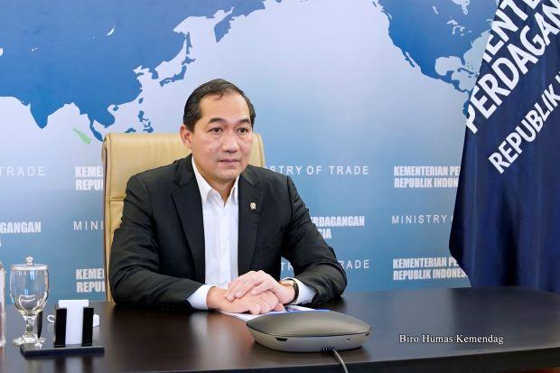 Trade Expo ke-36 Resmi Digelar, Mendag Bangga Ekspor RI Tinggi