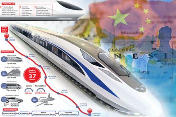 PLN Dukung Kereta Cepat Jakarta-Bandung, 2 Proyek Listrik Tegangan Tinggi Rampung