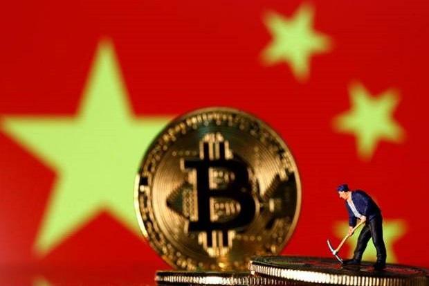 Diperangi China Habis-habisan, Aset Kripto Ini Jadikan Momentum Cari Cuan