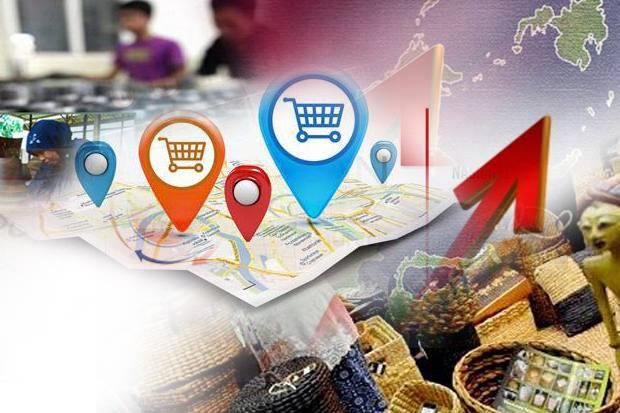 3 Fokus Pemerintah untuk Digitalisasi UMKM Terkait Gernas BBI