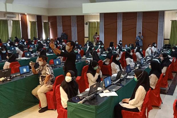 2.706 Orang Ikut SKD CPNS di Luwu Utara, 324 Pendaftar Tak Hadir
