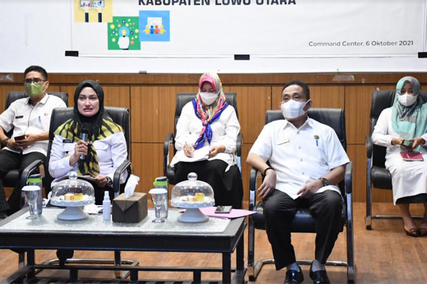 Pemkab Nunukan Jadikan Luwu Utara Lokus Studi Lapangan PKA II