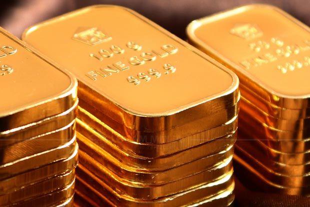 ANTM Harga Emas Antam Menyusut Hari Ini, Buruan Cek Bunda! | Halaman 2