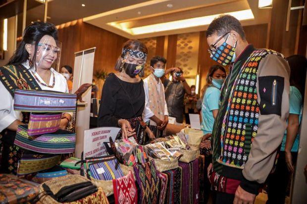 ADMF Festival Kreatif Lokal 2021 Dorong Kualitas Produk Lokal UKM di Likupang