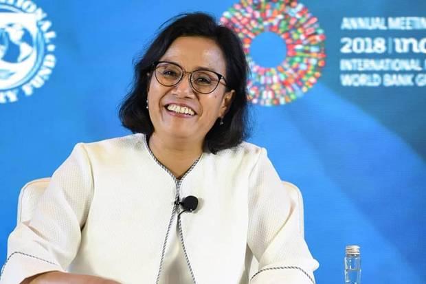 Selamatkan Ekonomi RI, Sri Mulyani Diganjar Penghargaan Internasional