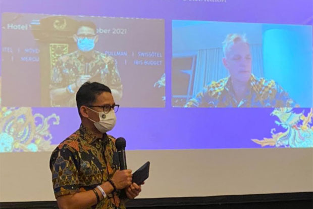 Menteri Pariwisata Apresiasi Gelaran Batik Nusantara Celebration Grup Accor