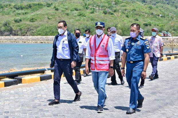 Diresmikan Jokowi Besok, Labuan Bajo Akhirnya Punya Pelabuhan Khusus Logistik