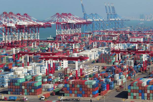 Dihantam Krisis Listrik, Ekspor China Tetap Melesat di Luar Dugaan