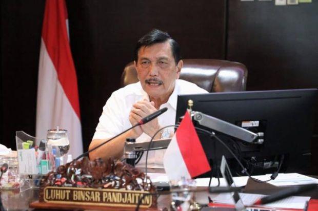Luhut Optimistis LRT Jabodebek Tanpa Masinis Beroperasi Agustus 2022