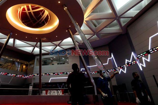 Investor Asing Borong Rp1,59 Triliun, BBCA Masih Paling Laris