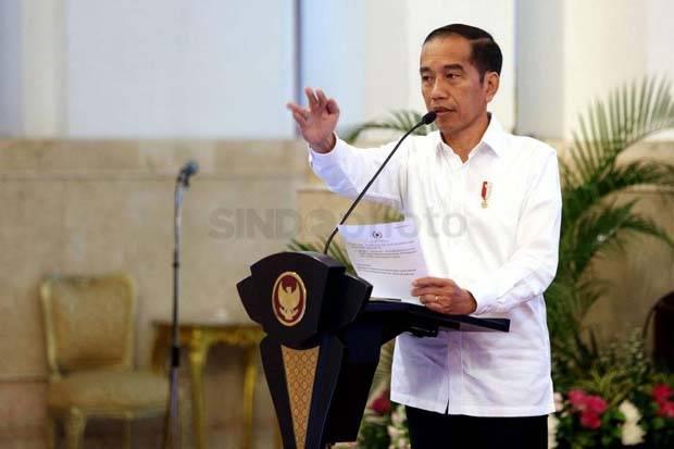 Sikapi BUMN Sakit, Jokowi: Tidak Ada Lagi yang Namanya Proteksi