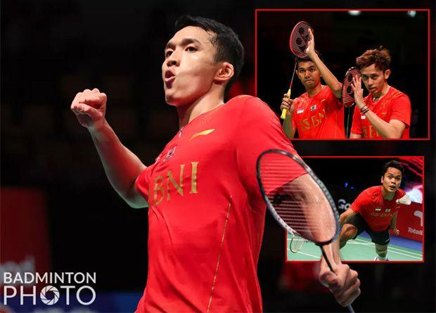 Indonesia Juara Piala Thomas, Habisi Dominasi China di Final