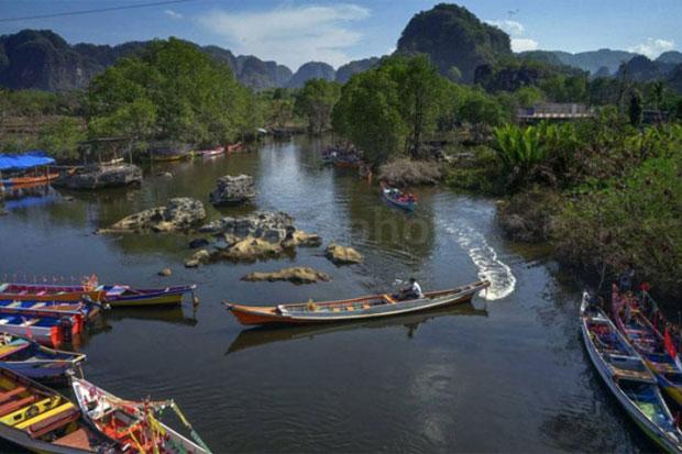 Rammang-Rammang Raih Penghargaan Kampung Troklim Utama