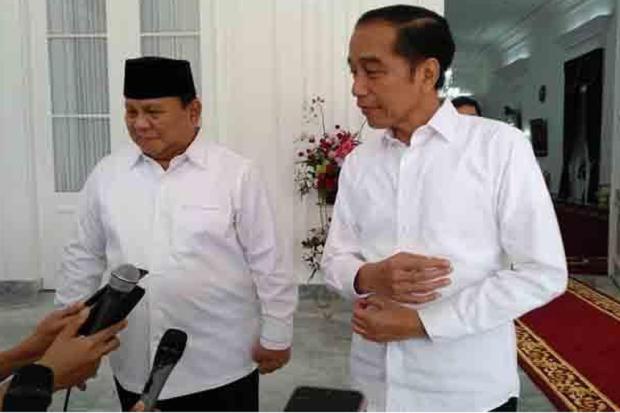 Jokowi Bela Prabowo: Sering ke Luar Negeri Upaya Diplomasi Pertahanan