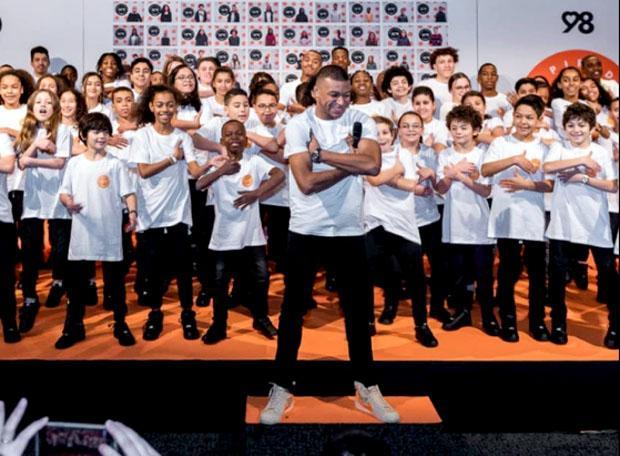 Bantu Anak-Anak di Paris, Kylian Mbappe Dirikan Yayasan Amal