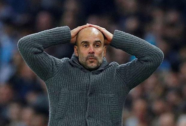 Begini Sesumbar yang Pernah Dilontarkan Guardiola Soal Sanksi UEFA