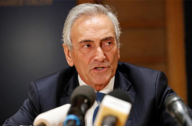 Presiden FIGC Ngotot Serie A Digelar Juli atau Agustus