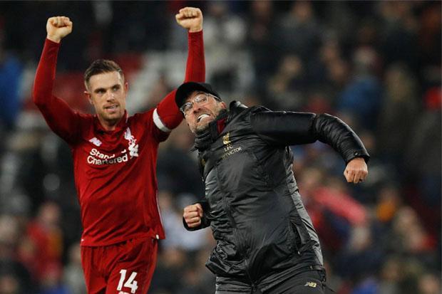 Liverpool Menang, Klopp Puji Penampilan Jordan Henderson