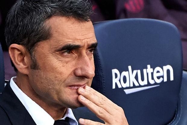 Ini Lima Pertandingan yang Membuat Valverde Didepak Barcelona