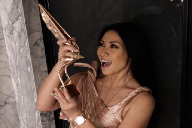 Anggun Raih Penghargaan Asian Television Awards 2020