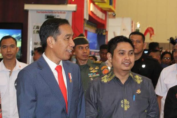 Lantik Pengurus HIPMI 2019-2022, Presiden Jokowi Akan Beri Kesempatan ke HIPMI