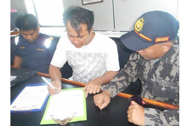 KKP Bebaskan 15 Nelayan Indonesia yang Ditangkap Aparat Malaysia