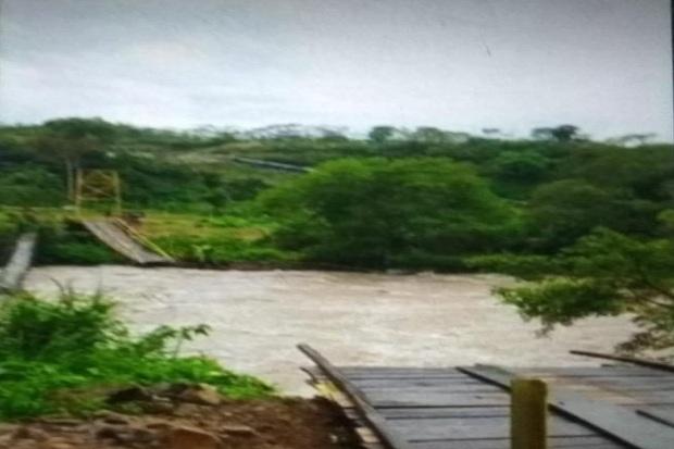 Banjir Bandang Hancurkan 4 Jembatan di Bengkulu, 4 Tewas dan 6 Hilang