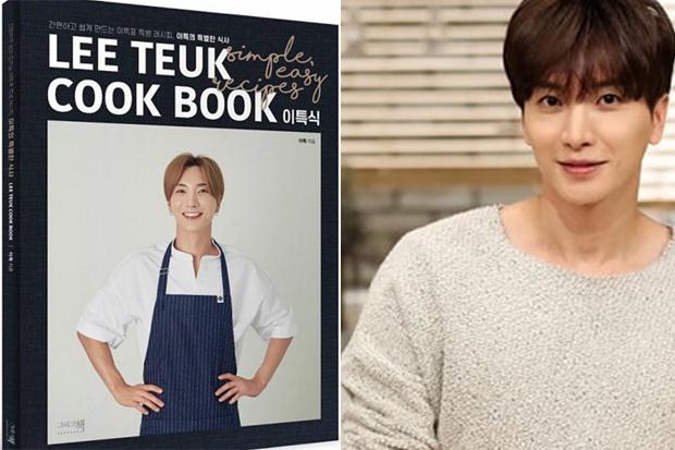 Sebelum Comeback, Leeteuk Super Junior Rilis Buku Masak