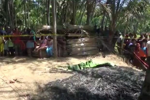 Jasad Hangus Terbakar di Banyuwangi Diduga Korban Pembunuhan