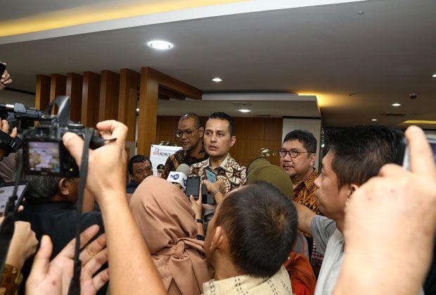 RUPS LB, Syahruddin Komisaris Non Independen Bank Sumut
