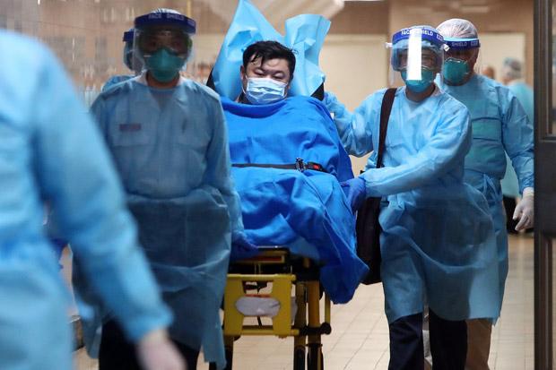 Virus Corona Sudah Bunuh 1.355 Orang, 14.480 Kasus Baru Sehari
