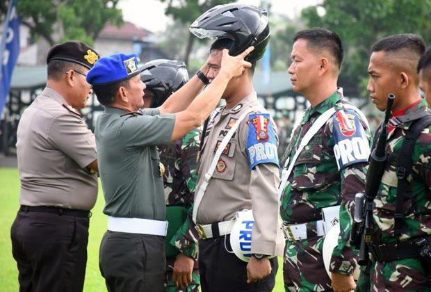 Pangdam I/BB: Prajurit Harus Disiplin, Beretika dan Profesional
